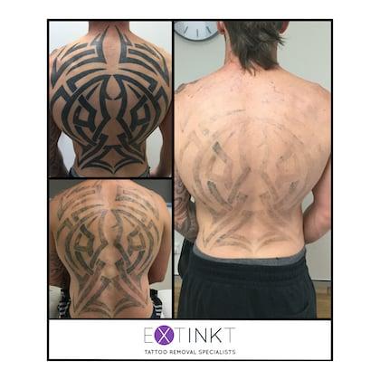 impressive back piece progress